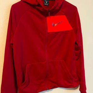 Jacket Nike Red and orange boy